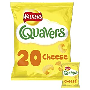 Walkers Quavers Cheese 22 Pack