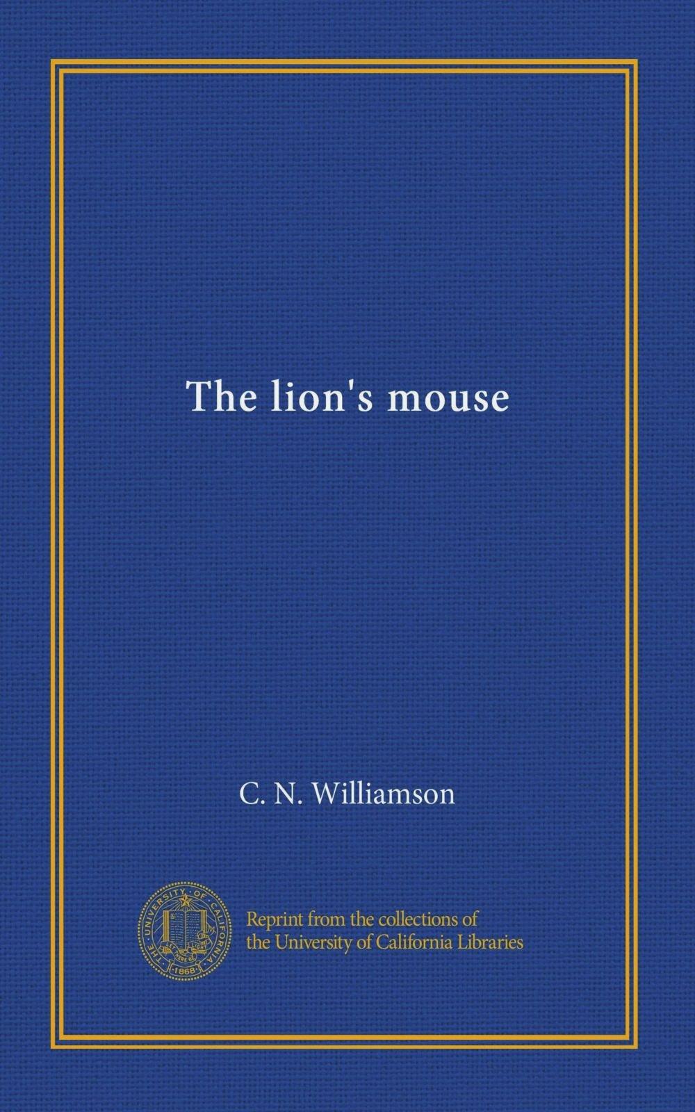 The lion's mouse pdf epub