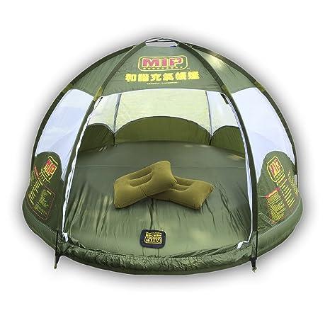 Tienda de campaña familiar inflable Ostoutdoor para 4 ...