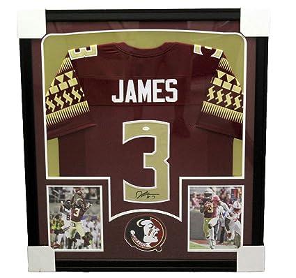 promo code dac9f d6614 Derwin James Autographed Signed Florida State Seminoles ...