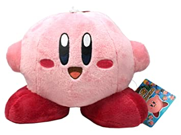 "Sanei Kirby aventura Kirby Plush Doll: 6 "" ..."