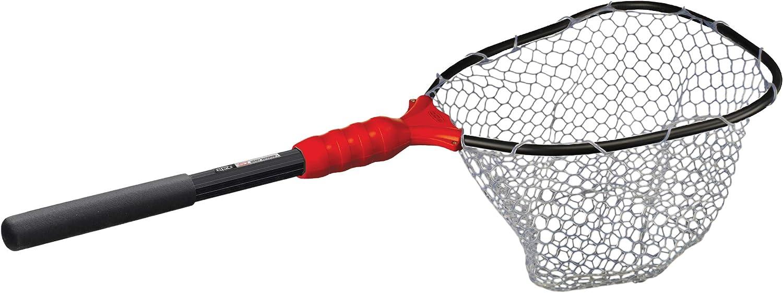 "EGO S1 Genesis Floating Fishing Net, Fishermen's Tool, Salt & Freshwater, Non-Slip Grip, Compact Storage, Lightweight, 30+ attachments, 13"" Handle"