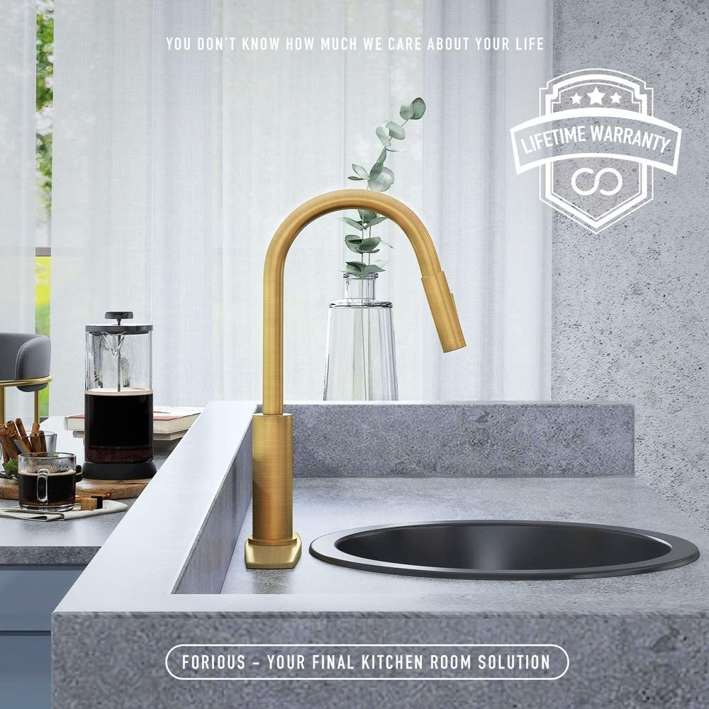 Best Pull-out Kitchen Faucets