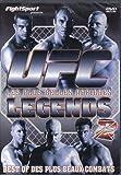UFC LEGENDS 2: Best of des plus beaux combats