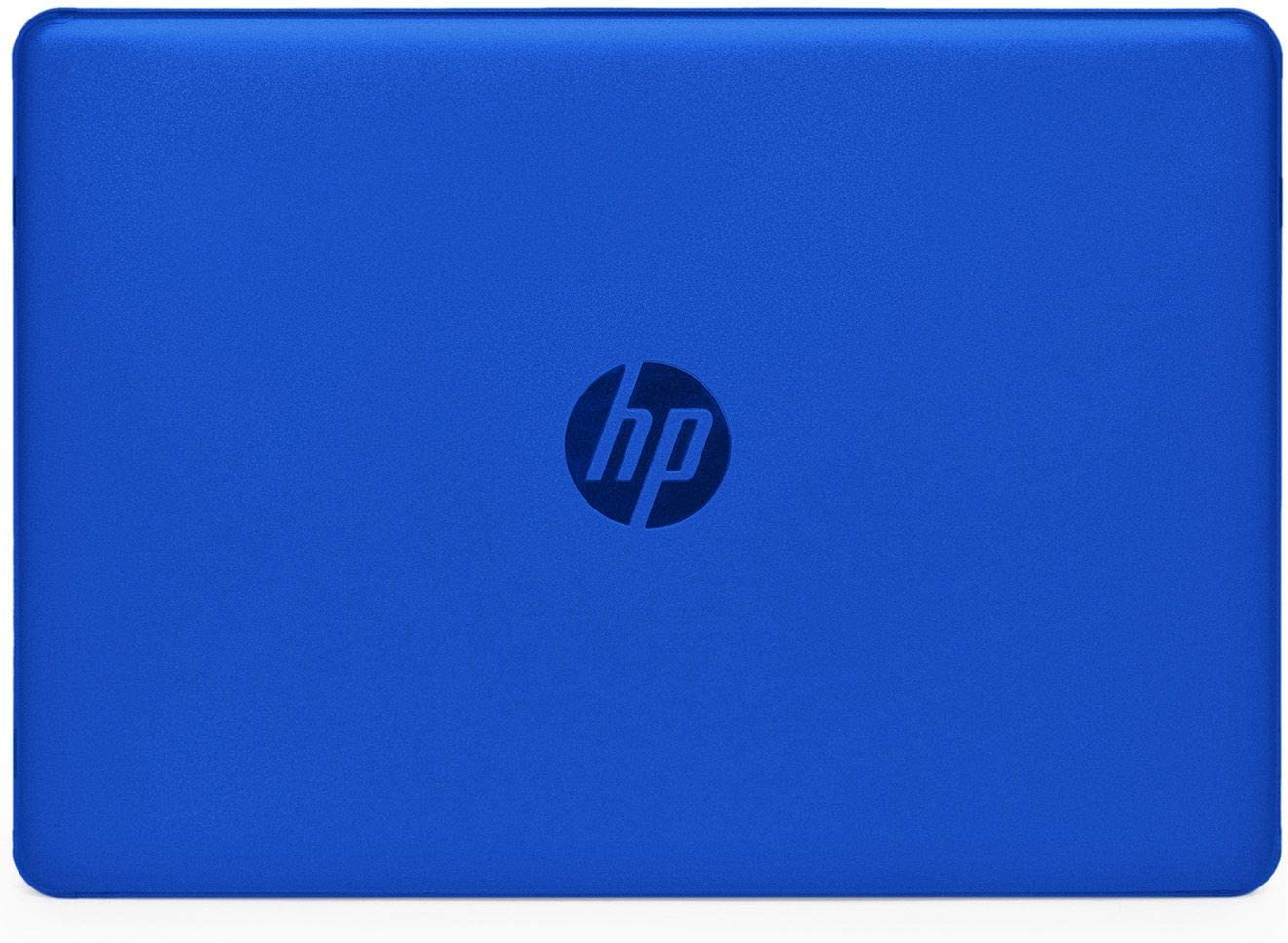 "mCover Hard Shell Case for 2020 14"" HP Pavilion 14-DQxxxx Series (NOT Compatible with Other HP Pavilion Series) laptops (Blue)"