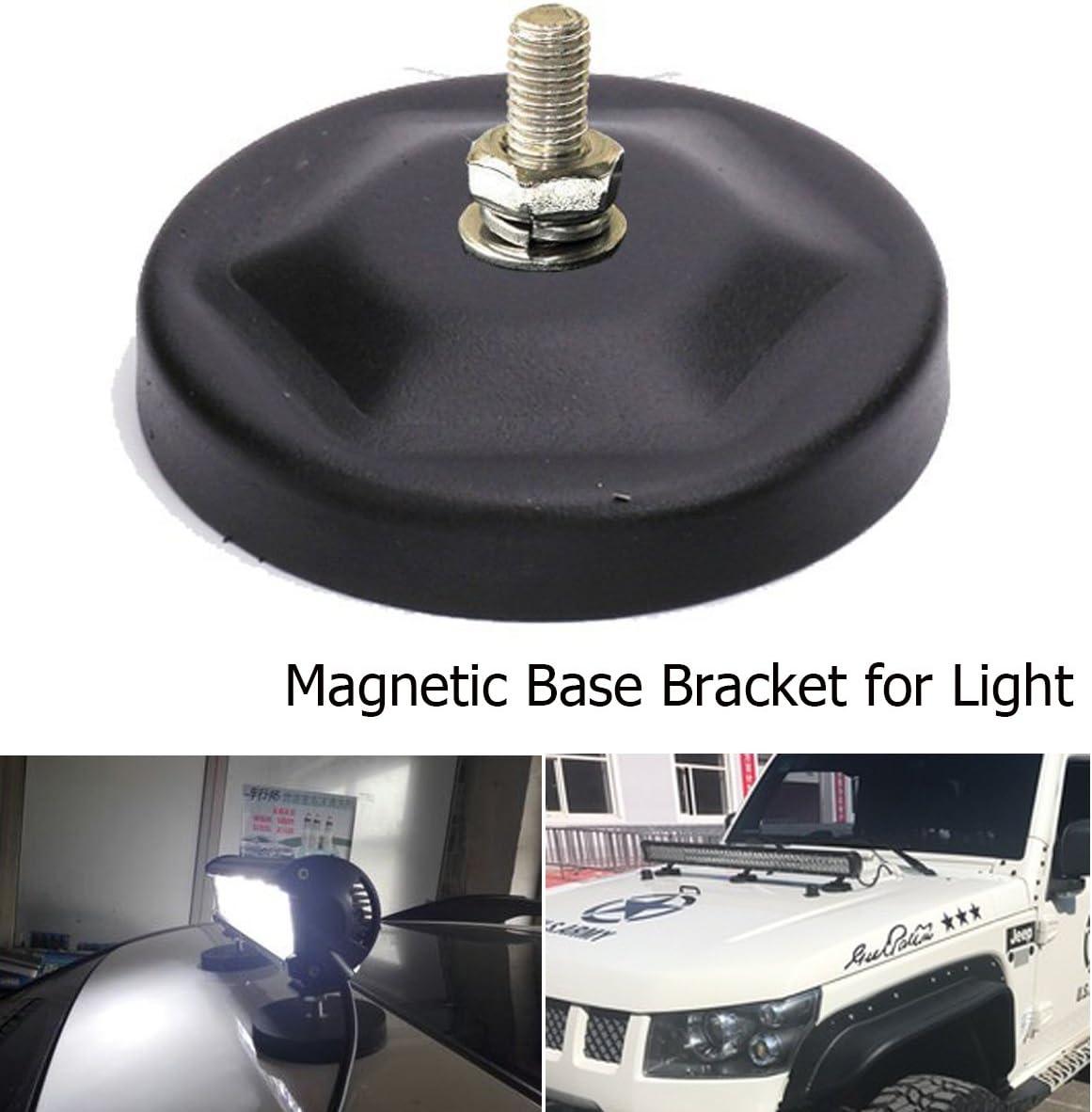 Magnetic Base brackets for Led Light Bar Mount Bracket Holder Roof heavy duty