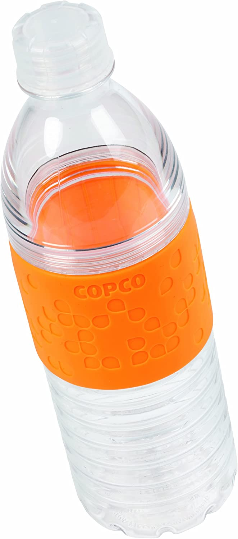 14oz Wilton Industries Mauve Copco Flip-Close Tea Infuser Thermal Cup 2 Pack