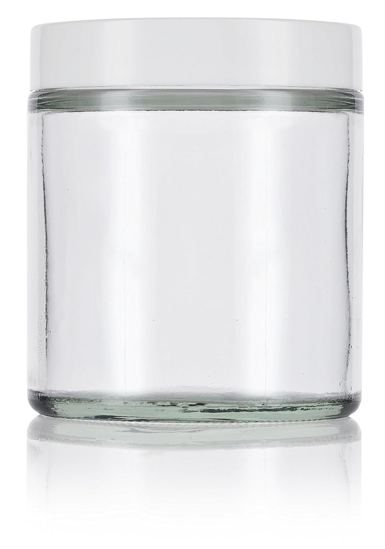 Amazon.com: Transparente de espesor de vidrio recto Cara ...