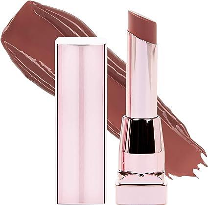 MAYBELLINE Color Sensational Shine Compulsion Lipstick - Spicy Mauve 065: Amazon.es: Belleza
