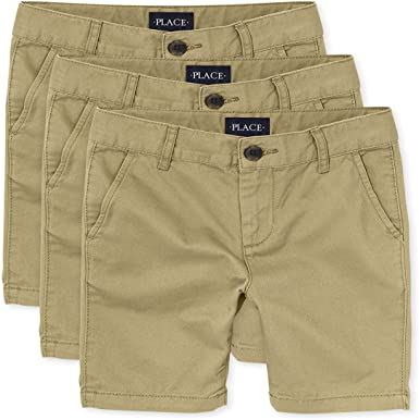 The Children's Place Boys Stretch Chino Shorts