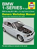 Haynes Garage Quality Car Repair Manual/Book For BMW 1-Series 4-cyl Petrol & Diesel (04 - Aug 11) 54 to 11 Including a De-Mister Pad and 1 Car Air Freshner.