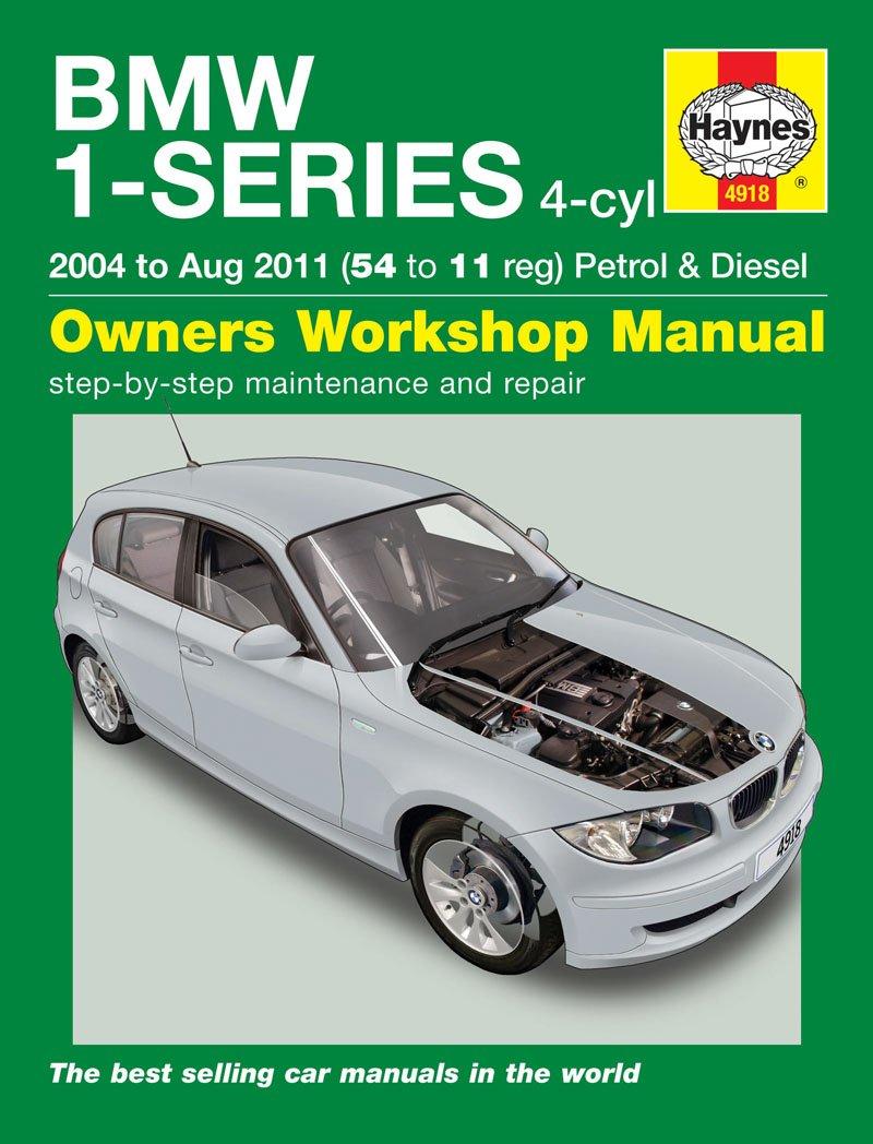 Bmw 1 Series Repair Manual Haynes Manual Service Manual Workshop Manual  2004-2011