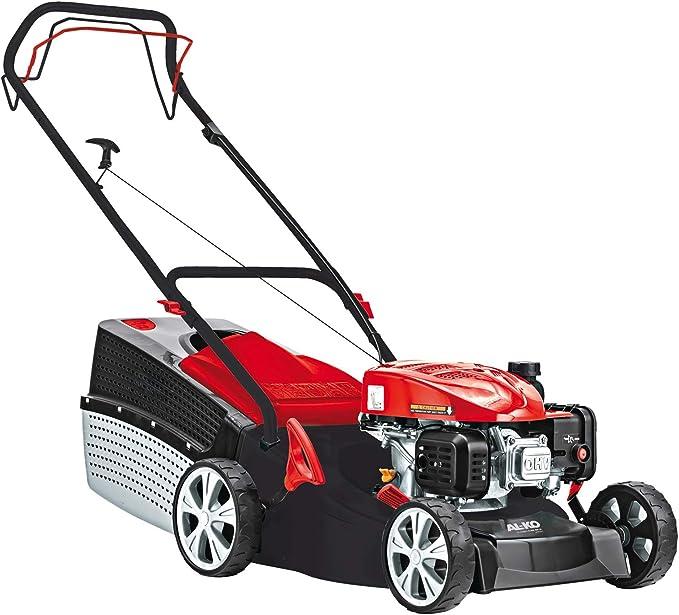 AL-KO Classic 4.66 SP-A Self Propelled Petrol Lawnmower-Fantastic Reasonably Priced Self-propelled Mower