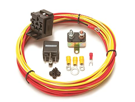 Fabulous Amazon Com Painless 50102 Fuel Pump Relay Kit Automotive Wiring 101 Akebretraxxcnl