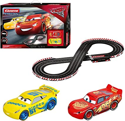 Disney Cars Kinder Overall Top Speed
