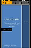 Learn Danish - word list