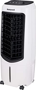 Honeywell Portable Evaporative Cooler with Fan, Humidifier & Remote, 29.6