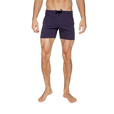 4-rth Mens Transition Yoga Shorts