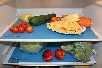 Kühlschrankmatte : Kühlschrankmatte hält lebensmittel länger frisch matte für