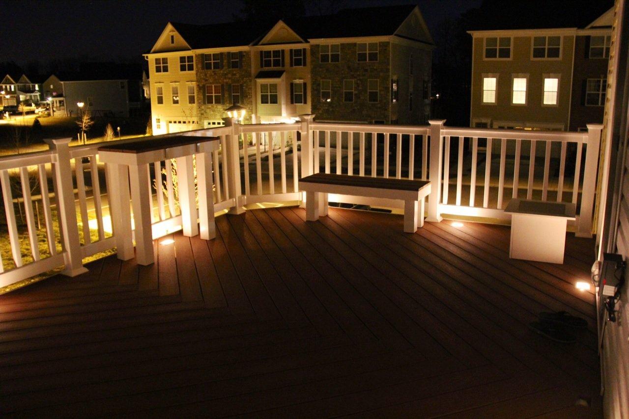 Kerr Lighting Deck and Dock Lights (14 Light Kit)