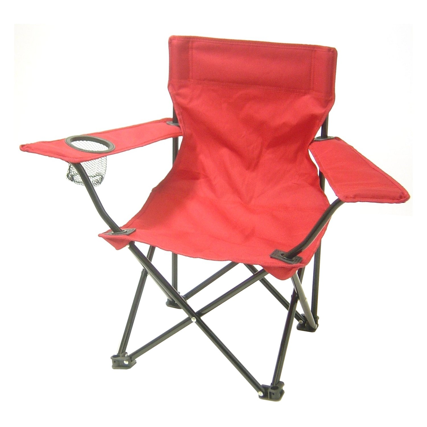 Redmon for Kids, Kids Folding Camp Chair, Red by Redmon