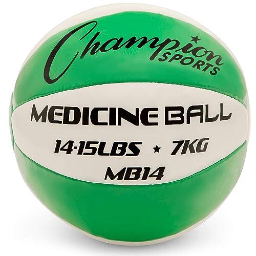 Champion Sports Exercise Medicine Balls