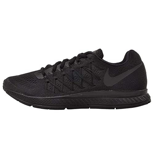 more photos 13adb 91cc4 Nike Men s Air Zoom Pegasus 32 Running Shoes, Black, ...