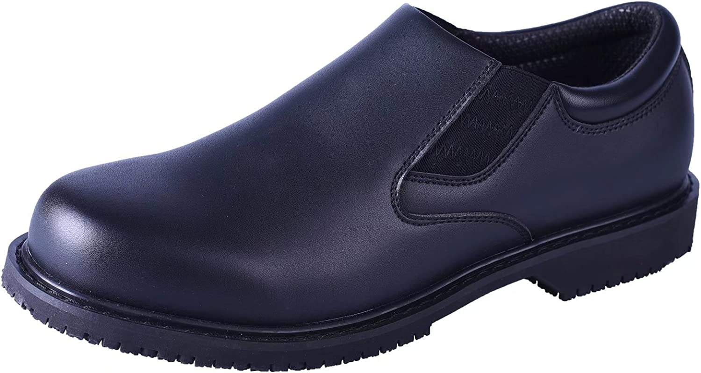 SRC Anti-Slip Work Shoes Slip