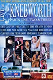Various Artists - Live at Knebworth 1990, Parts 1, 2, 3