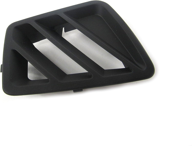 2011-2016 Ford Explorer Right Passenger Dash AC Heater Defroster Vent Black OEM