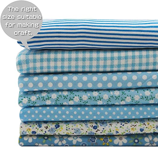 Prints fabric fat quarter Organic cotton Printed fabric quilting fabric Sewing supplies