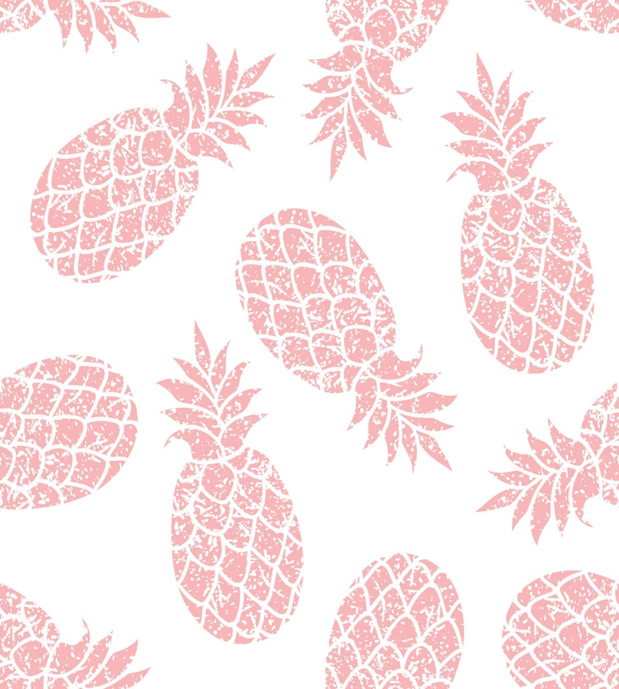 Qewhyn Poster Pineapple Home Sweet Hawaiian Tropical Ananas Exotic Food Fresh Fruit Fun Wall Art Painting Print Home Artwork Decoration for Living Room Bedroom Office Unframed 24x36 lnches