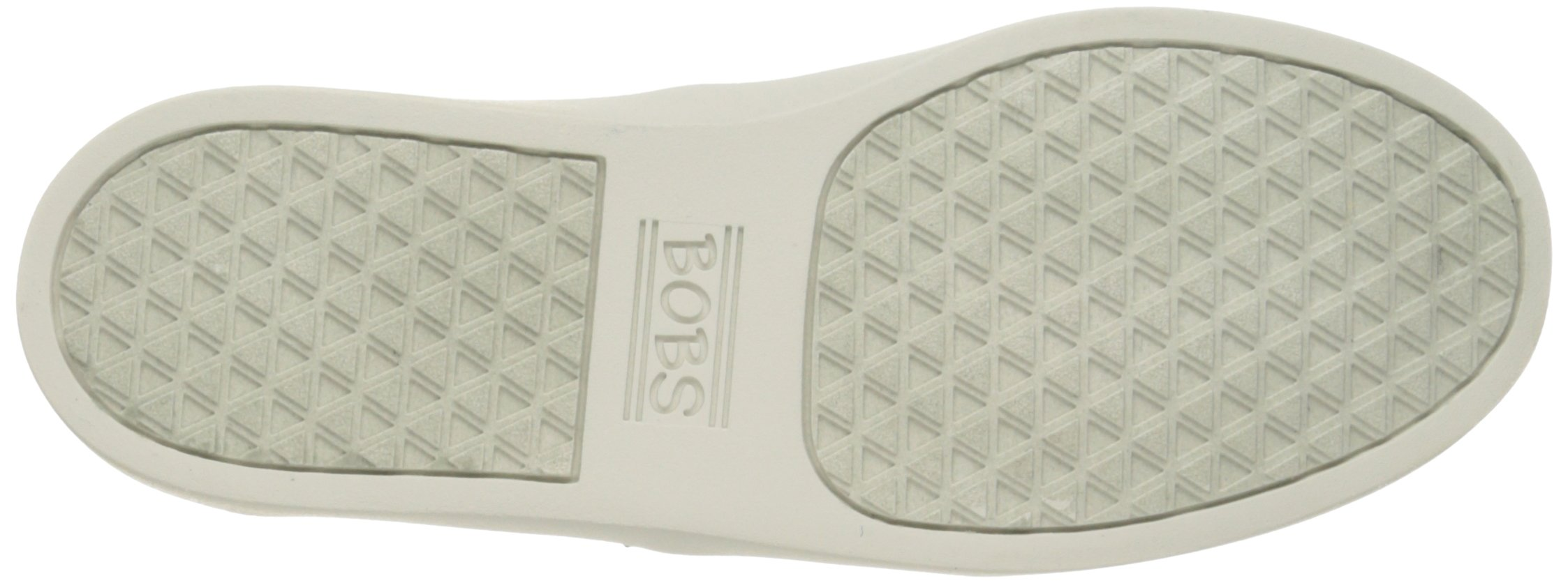 Skechers BOBS Women's Bobs-b Love Flat, Charcoal, 5.5 M US by Skechers (Image #3)