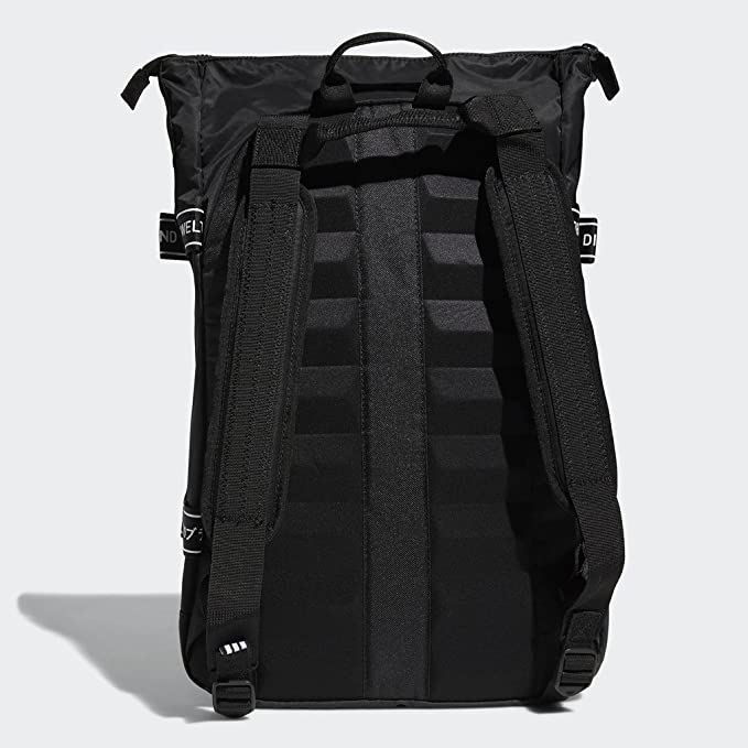 58718cee857 Amazon.com  adidas Originals NMD Backpack, Black, One Size  Sports    Outdoors