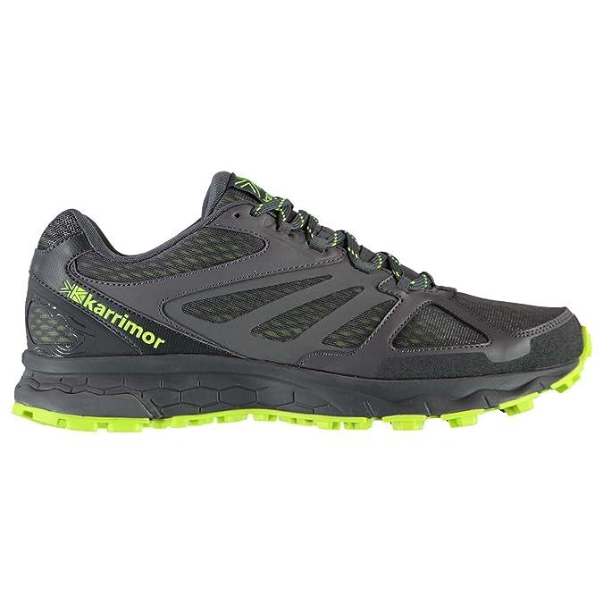 Karrimor Hombre Tempo 5 Trail Zapatillas De Running: Amazon.es: Zapatos y complementos