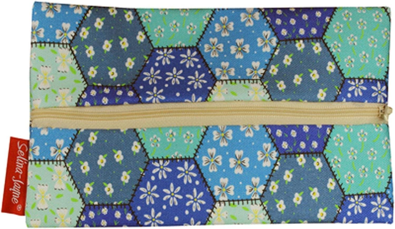 Selina-Jayne Patchwork Limited Edition - Estuche para lápices: Amazon.es: Oficina y papelería