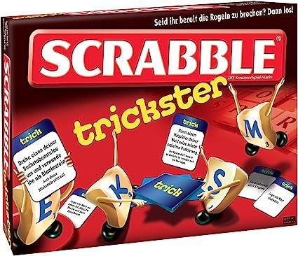 Mattel r3076 – 0 – Scrabble Trickster – , Juego de Mesa.: Amazon.es: Juguetes y juegos