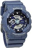 [ベビージー]Baby-G カシオ CASIO 腕時計 BA-110DC-2A2 デニム BA-110シリーズ レディース デジアナ [並行輸入品]