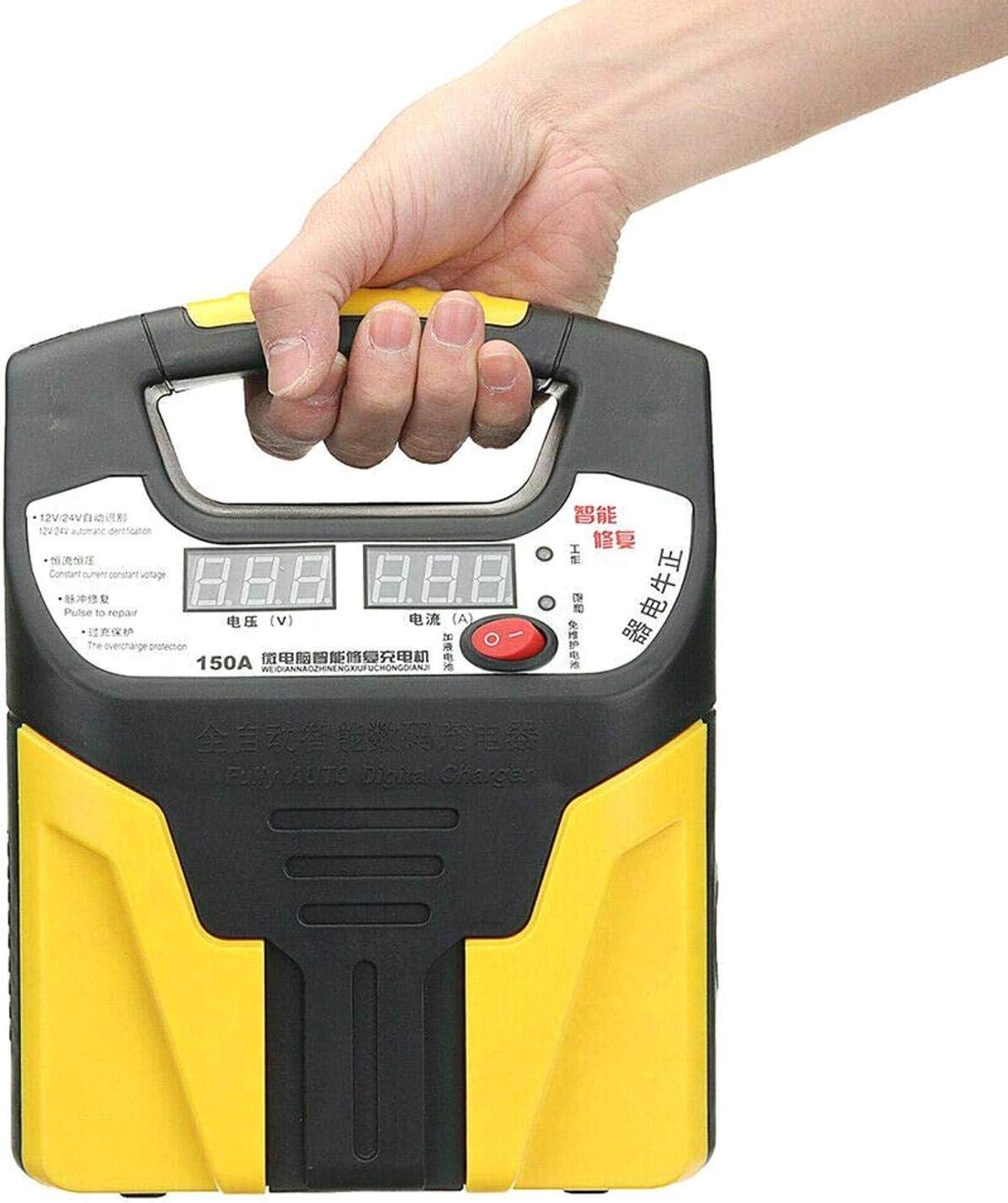 Zeen La batería del Coche Cargador de Emergencia de Protección Booster Auto Jump Cargador de Arranque Booster 12V / 24V