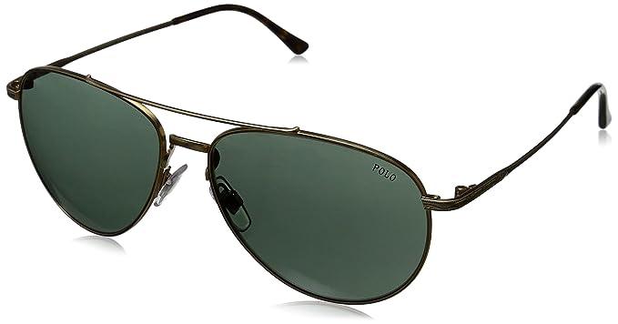 Ralph Lauren Polo Gafas de sol Mod.3094 Aged bronze/Green, 59