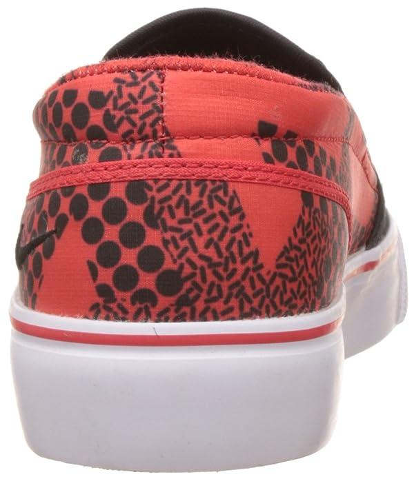 78e0c07da1bca3 reduced nike mens toki slip txt print black and red sneakers 5.5 uk india  38.5 eu6