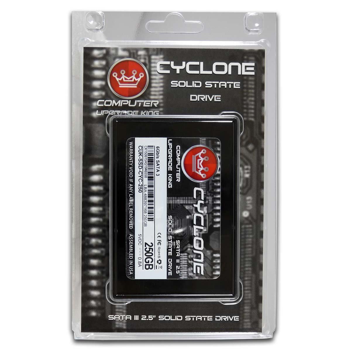 Computer Upgrade King Ciclón unidad de estado sólido SSD interno ...