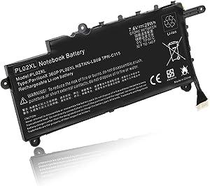 Fancy Buying 751681-231 Laptop Battery for Pl02xl - HP Battery - Hp Pavilion 11-n X360 Series 11-n010dx 751875-001 Hstnn-lb6b Tpn-c115 HSTNN-DB6B Notebook Battery