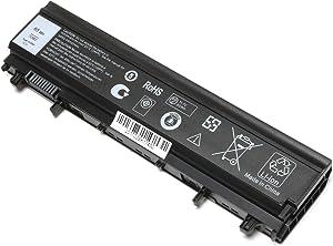 New E5540 E5440 Laptops Battery for Dell Latitude VV0NF 0K8HC 1N9C0 CXF66 WGCW6 0M7T5F 0WGCW6 F49WX 7W6K0 N5YH9 NVWGM[11.1V 65Wh]