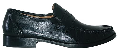 Boutique en ligne 4141a 8f92c WELLINGTON WESTON para hombre zapatos de piel negro, color ...