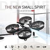 Mini Drone with 3D Flips,DTXMX/JJRC H36 UFO Nano