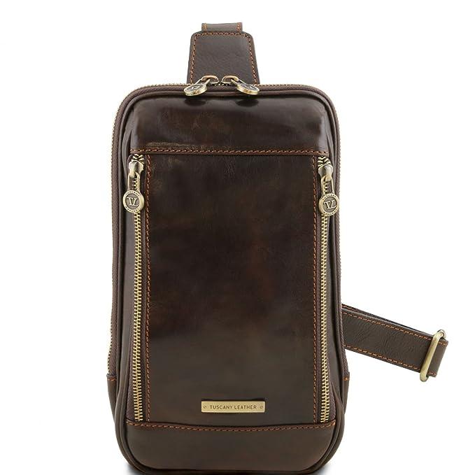 Opinioni per Tuscany Leather Martin- Monospalla in pelle- f2be2aa4bb5