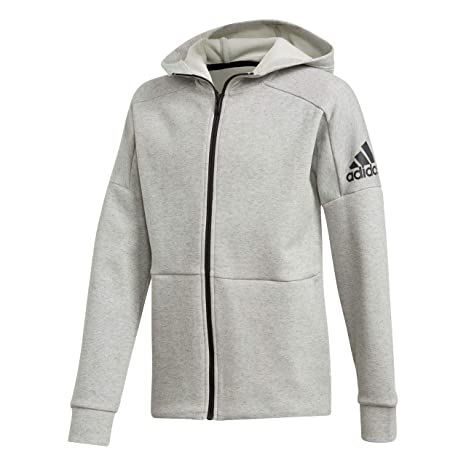 dad9e0d81 adidas Children's Stadium Full Zip Jacket: Amazon.co.uk: Sports ...