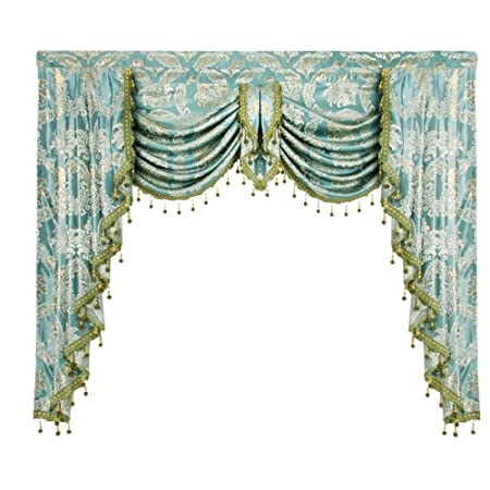 valance treatments by deer trading ridge drapes window blue whitetail willow curtains delectably