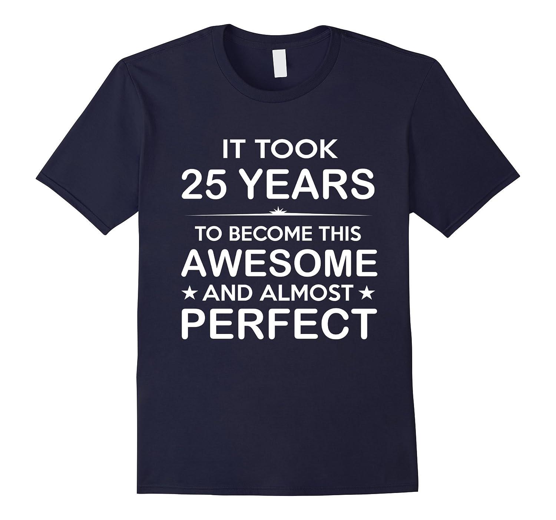 Twenty Five 25 Year Old 25th Birthday Gift Ideas Her Him PL